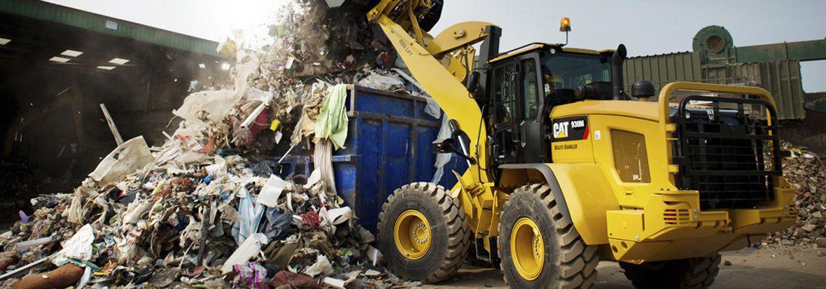 回收和废弃物