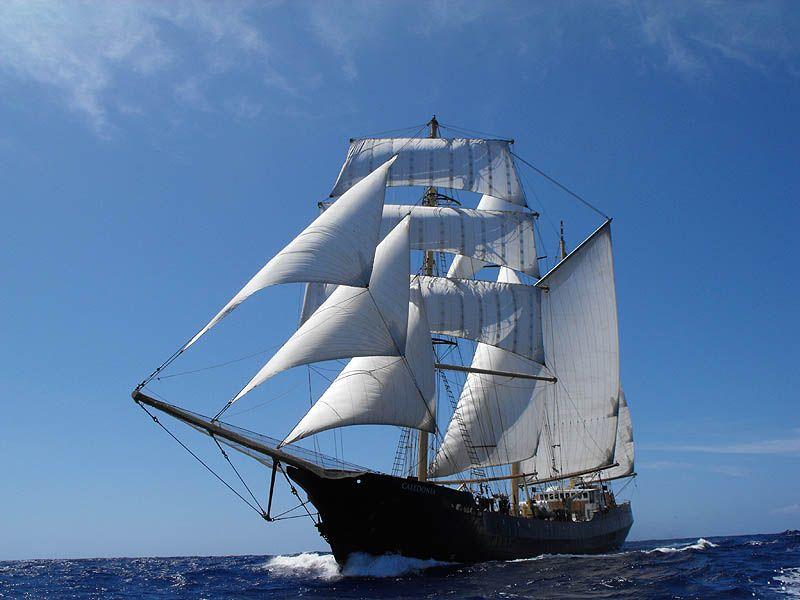 Caledonia – Tall Ship