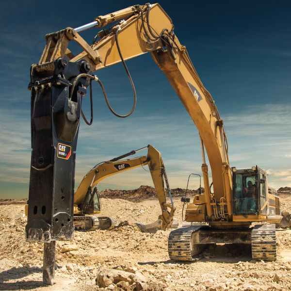 Track and Wheeled Excavators