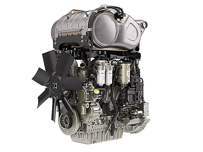 1206J-E70TTA Industrial Diesel Engine