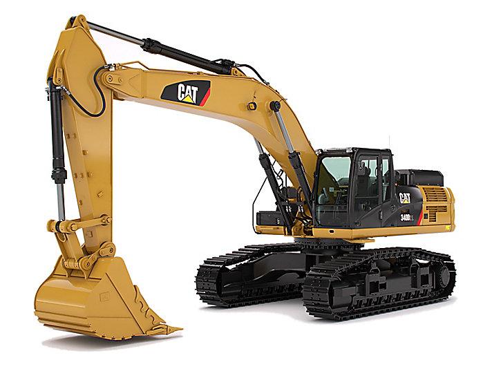 Escavadeira Hidráulica Grande 340D2 L