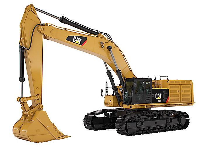Excavadora Hidráulica Grande 390F L