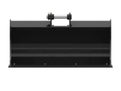 1200 mm (47 in) - Grading Buckets - Mini Excavator