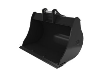 1200 mm (47 in) - Grading Buckets - Mini Excavator