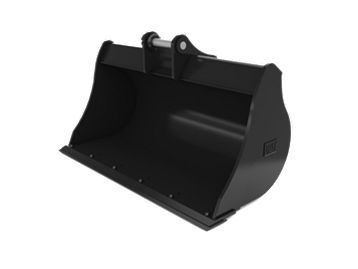 1500 mm (59 in) - Grading Buckets - Mini Excavator