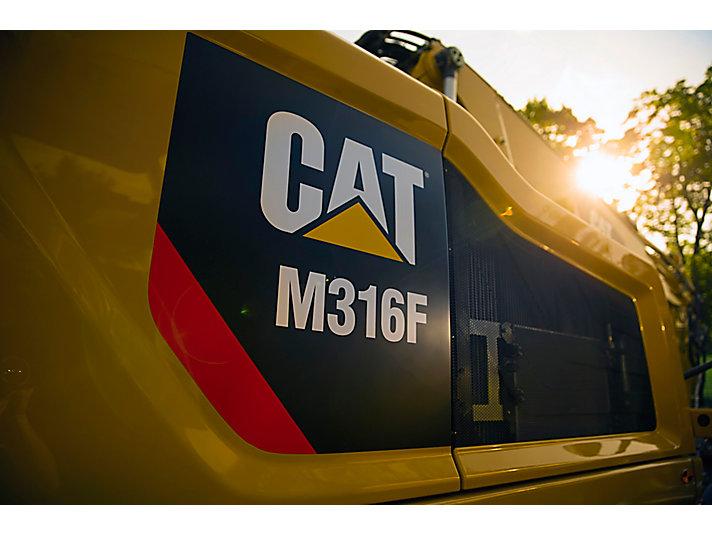 Mobilbagger M316F