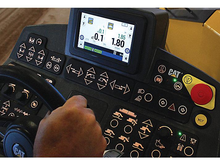 Paver AP500F