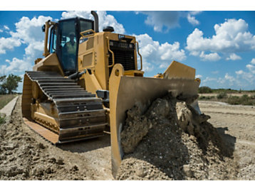 Cat New Cat 174 D6n Dozer Leading The Way With Technology