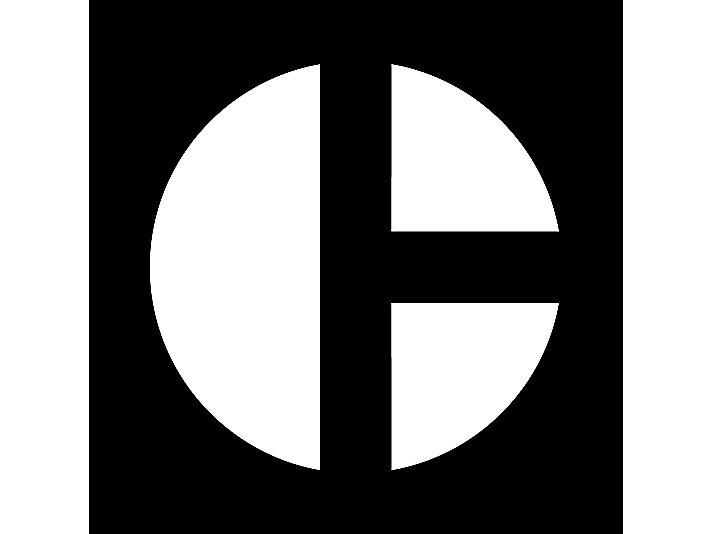 方块C标志