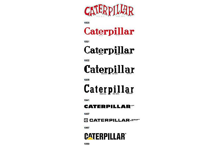 卡特彼勒标志