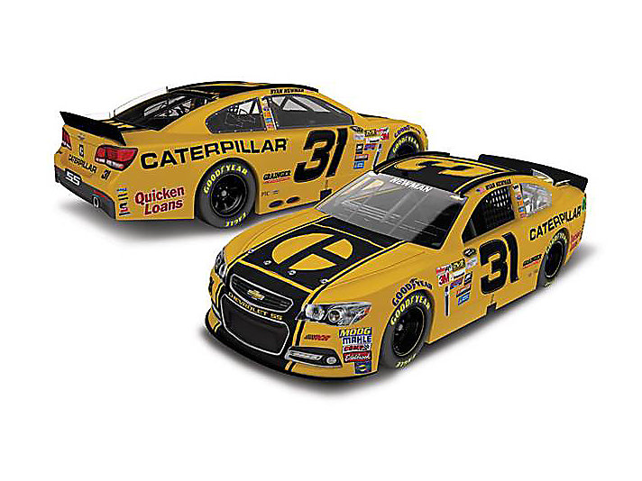 Caterpillar No. 31 Sprint Cup Series