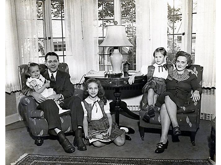 1941年 Neumiller 的家