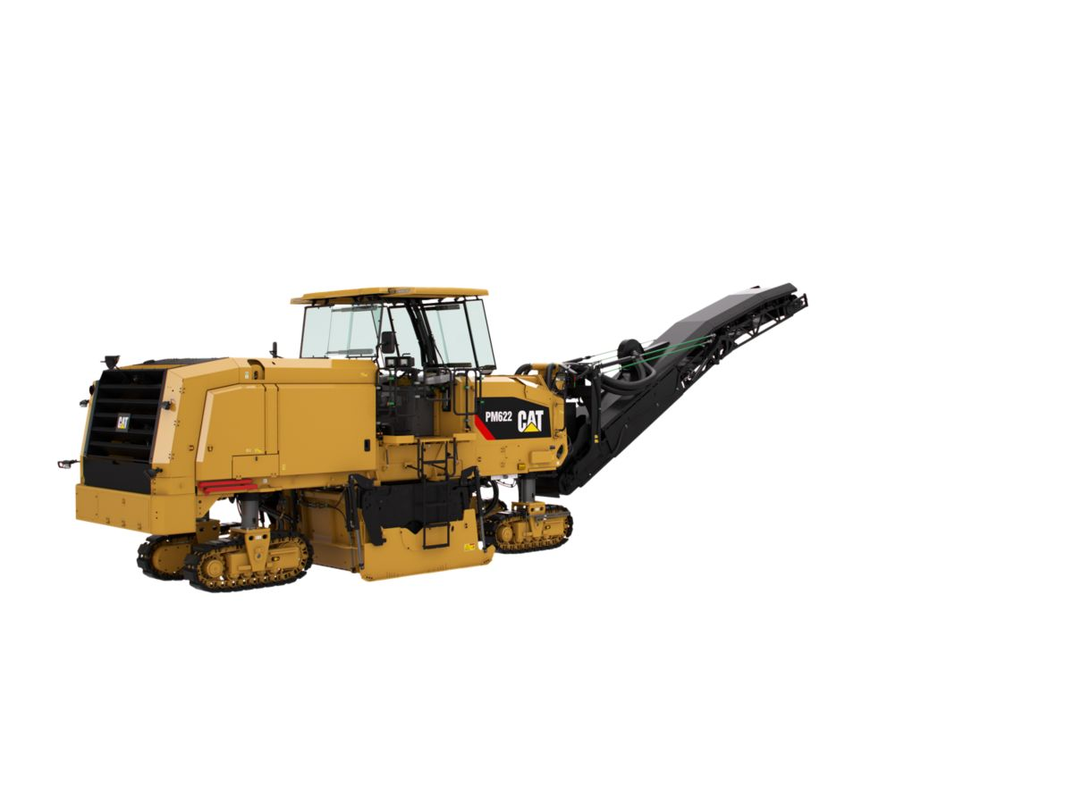 New CaterpillarCold-Planers