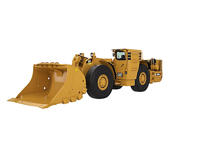 Caricatore per attività estrattive sotterranee di carico-trasporto-scarico (LHD, Load-Haul-Dump) R1600H