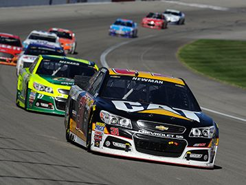 Check out the Cat Racing Team's next race in the 2016 NASCAR Sprint Cup race schedule