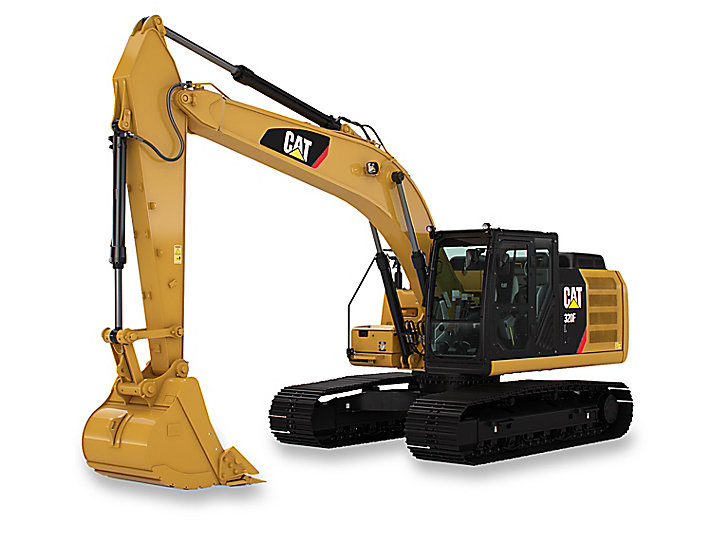 Excavadora Hidráulica Mediana 320F L