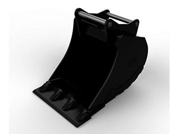 Foto del 1400mm (55in) Leveling Edge General Duty Bucket for 319-325 Hex/W-Hex; MS21/HS21