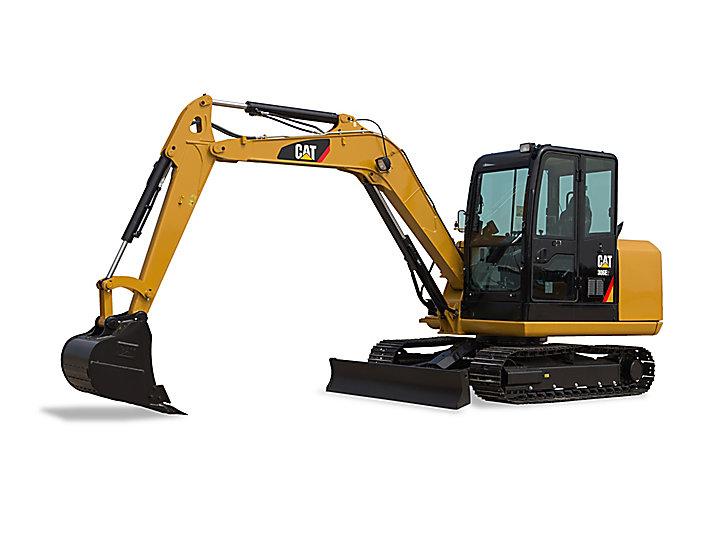 306E2 Mini Hydraulic Excavator