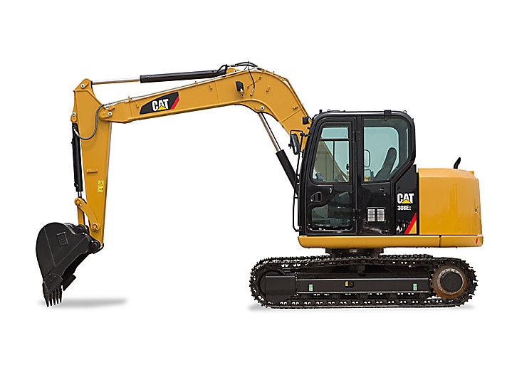 308E2 迷你型液压挖掘机