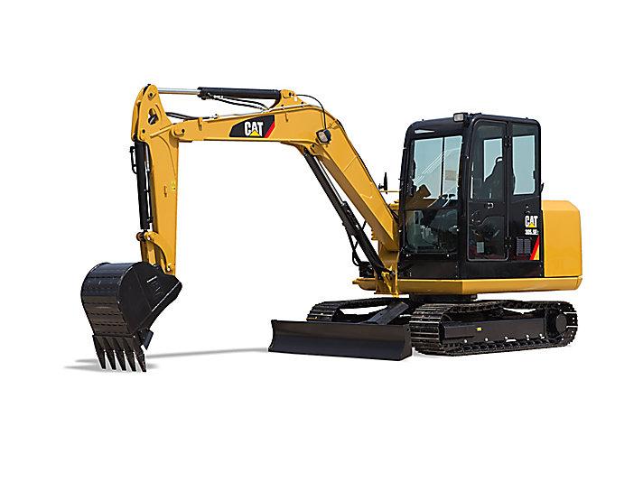 305.5E2 迷你型液压挖掘机