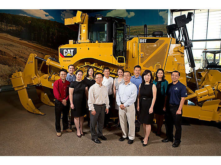 Caterpillar Chinese Resource Group (CCRG)
