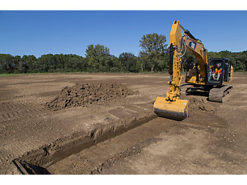 Top 5 Performance Benefits of Cat® Excavators