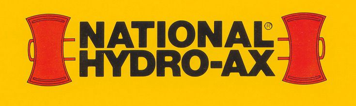 National Hydro-Ax logo