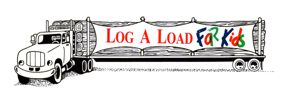 Log a Load for Kids logo