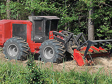 Prentice Site Prep Tractor photo