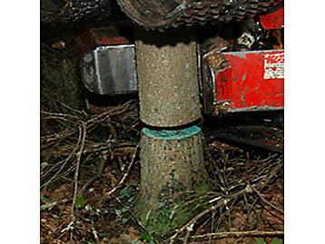 stump spray bar photo