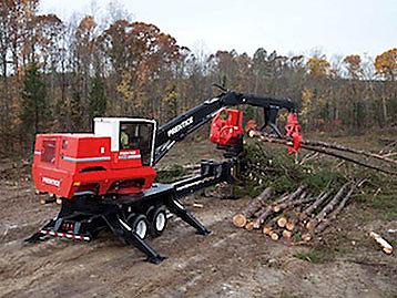 Prentice 2484C loader photo