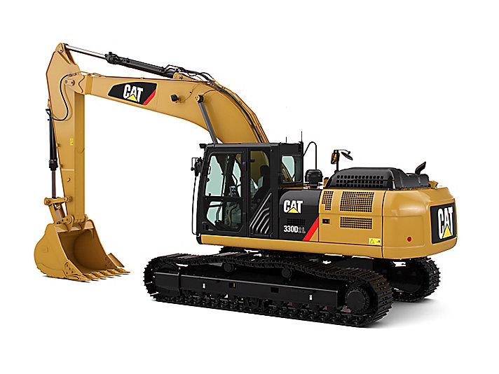 330D2 L Medium Hydraulic Excavator