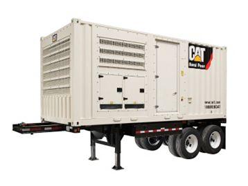 XQ570 - Diesel - Mobile Generator Sets
