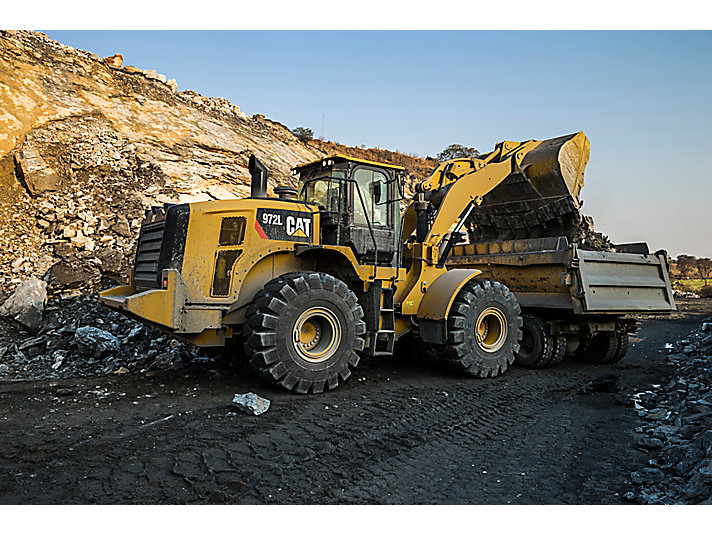 972L Medium Wheel Loader