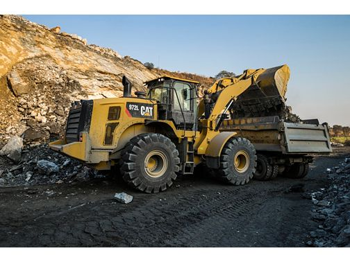 972L - Medium Wheel Loaders