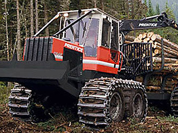 Prentice Forwarder