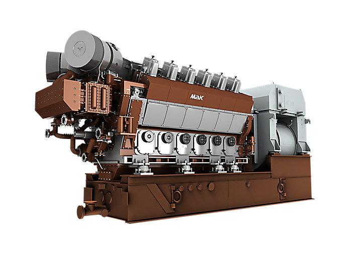 VM 32 E Generator Set