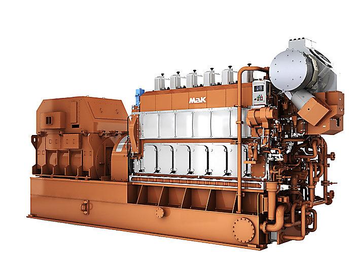 M 32 E-generatorset