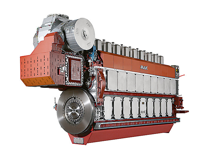 M 32 C Propulsion Engine