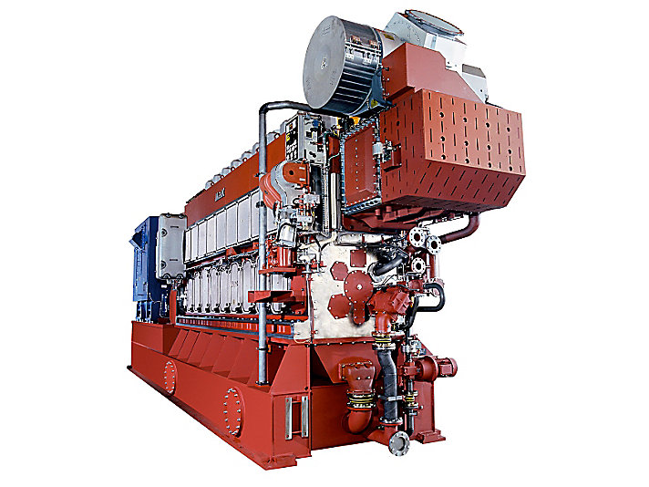 M 32 C 發電機組