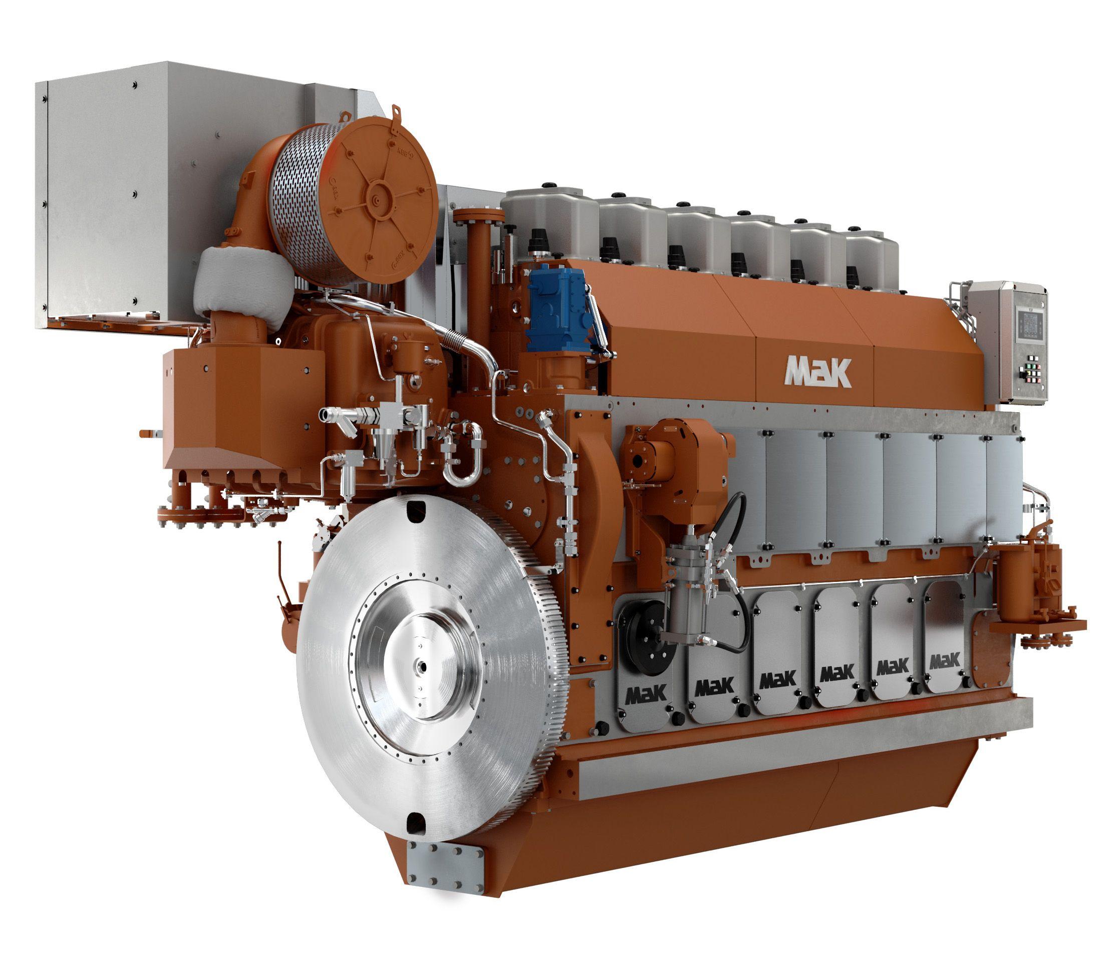 M 25 E Propulsion Engine