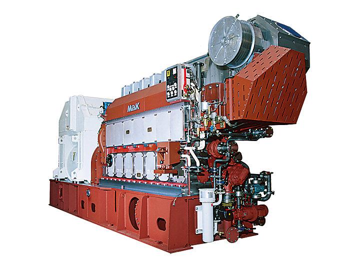 Zespół prądotwórczy M 25 C