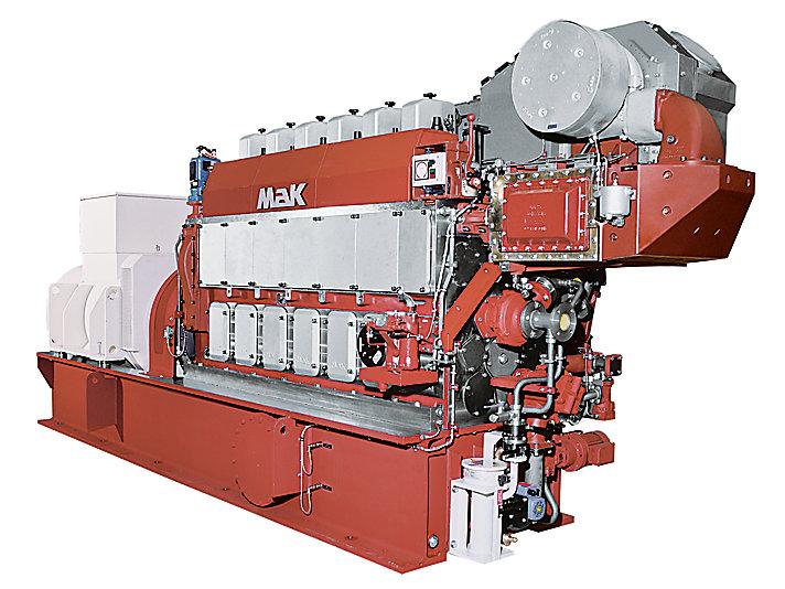 M 20 C 發電機組