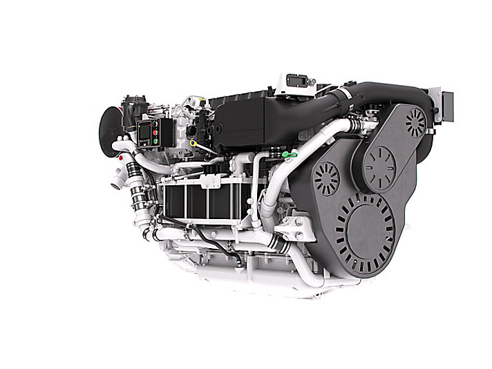 C12.9 High Performance Marine Propulsion Engine