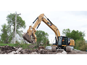Case Studies: Hydraulic Excavator