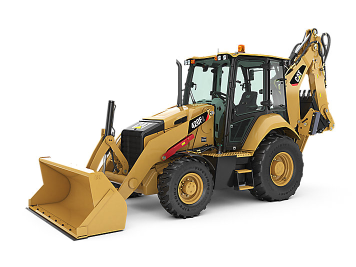 420F2 Backhoe Loader