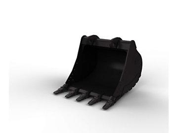 Foto del 1650mm (66in) Heavy Duty Bucket for 324-340Hex (DB-Linkage); CW-45S
