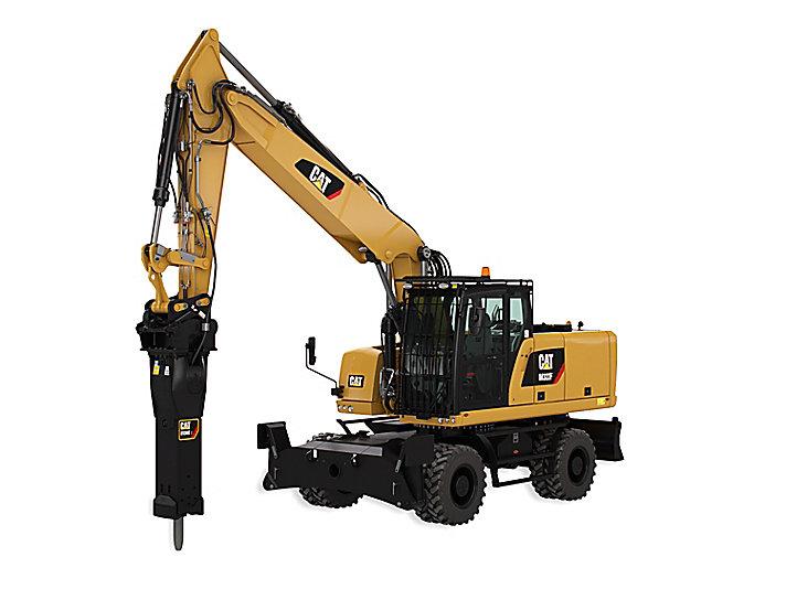 M322F Wheeled Excavator