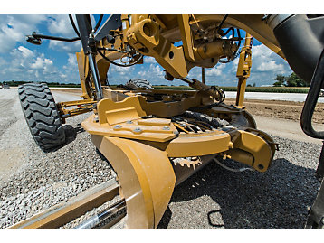 Cat Motor Grader Technologies Caterpillar