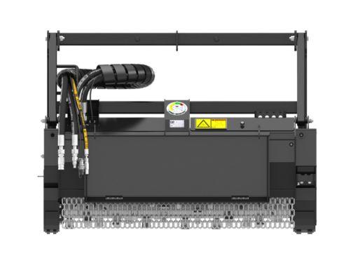 HM115C - Mulchers